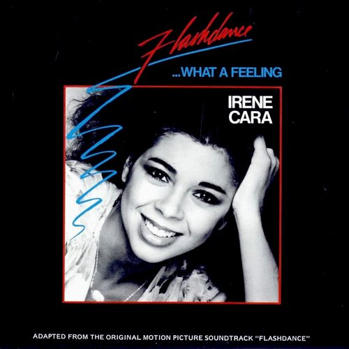 Irene Cara - Flashdance...What A Feeling [USED]