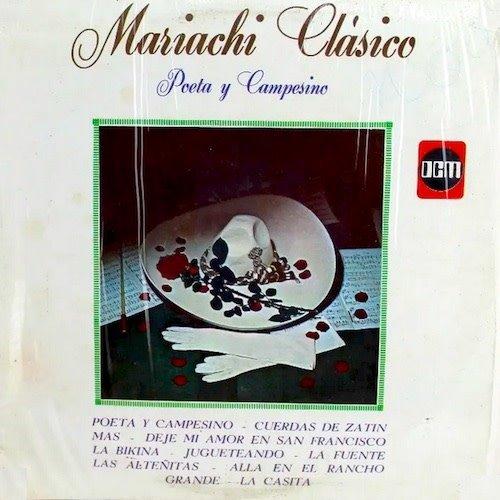 Mariachi México '70 De Pepe López - Mariachi Clásico [USED]