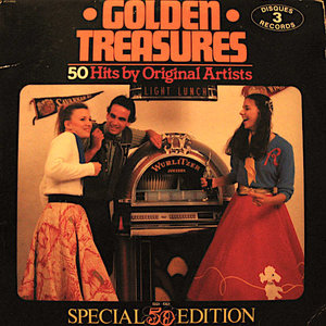 Various - Golden Treasures [USED]