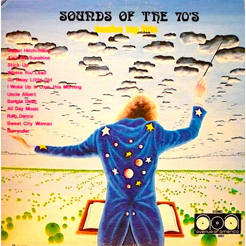 Alan Caddy Orchestra & Singers - Twelve Top Hits [USAGÉ]