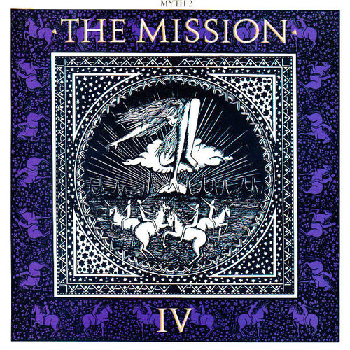The Mission - Wasteland [USED]
