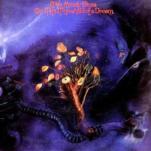 The Moody Blues - On The Threshold Of A Dream [USED]