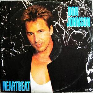 Don Johnson - Heartbeat [USED]