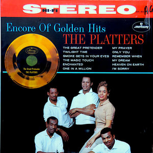 The Platters - Encore Of Golden Hits [USED]