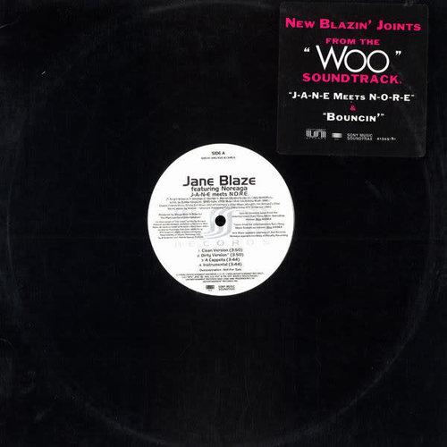 Jane Blaze featuring Noreaga / Lost Boyz - J-A-N-E Meets N-O-R-E / Bouncin' [USED]