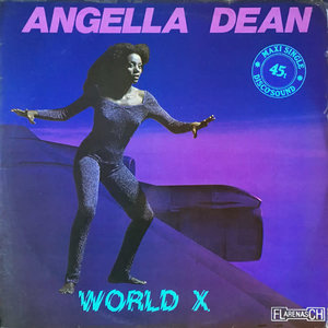 Angella Dean - World X [USAGÉ]