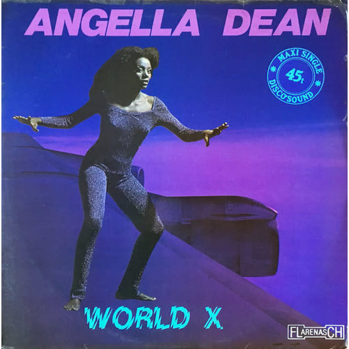 Angella Dean - World X [USED]