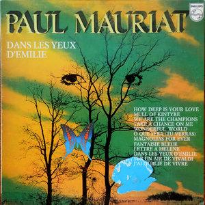 Paul Mauriat - Dans Les Yeux D'Emilie [USED]
