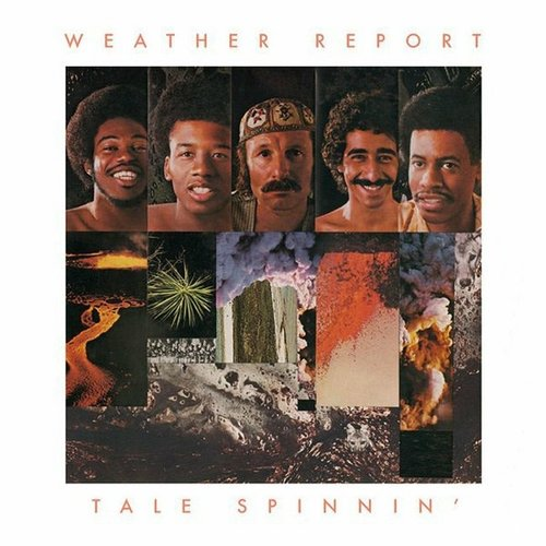 Weather Report - Tale Spinnin' [USED]