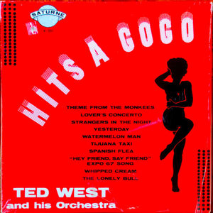 Ted West And The West Winds - Hits A Gogo [USED]