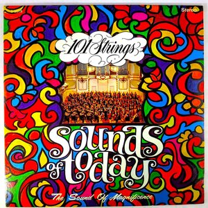101 Strings - Sounds Of Today [USED]