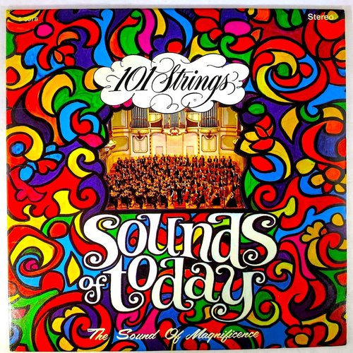 101 Strings - Sounds Of Today [USAGÉ]