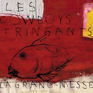 Les Cowboys Fringants - La Grand-Messe (Pressage 2020) [NEW]
