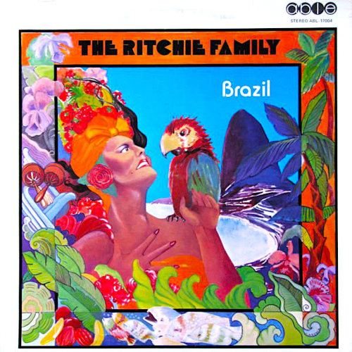 The Ritchie Family - Brazil [USED]
