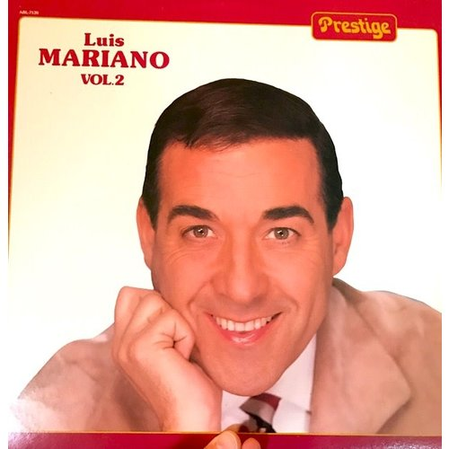 Luis Mariano - Luis Mariano Vol. 2 [USED]