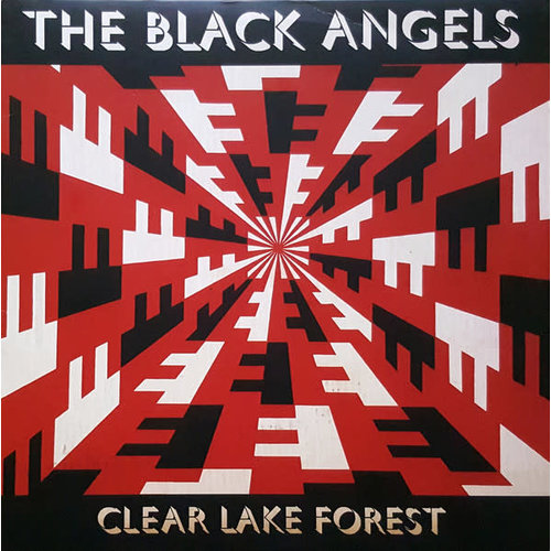 The Black Angels - Clear Lake Forest (Clear Vinyl)  [NEUF]