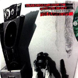 The Flaming Lips - Transmissions From The Satellite Heart (Ash Grey Vinyl) [NEUF]