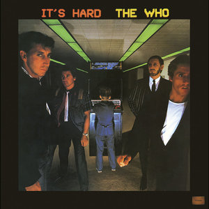 The Who - It's Hard [USED]