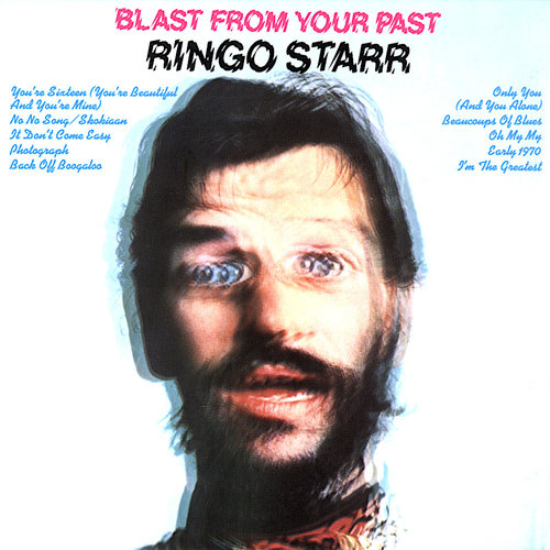 Ringo Starr - Blast From Your Past [USED]