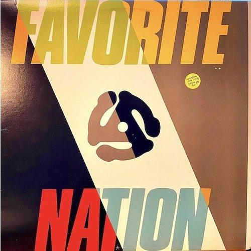 Favorite Nation - Favorite Nation [USAGÉ]