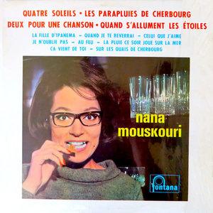 Nana Mouskouri - Quatre Soleils [USAGÉ]
