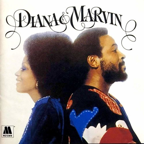 Diana Ross & Marvin Gaye - Diana & Marvin [USAGÉ]