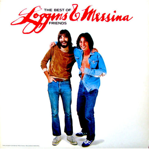 Loggins And Messina - The Best Of Friends [USED]