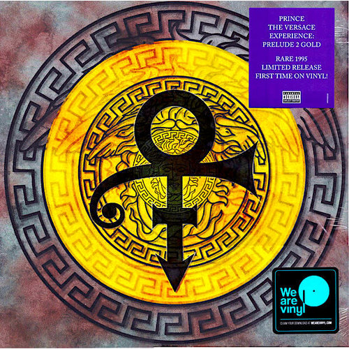 The Artist (Formerly Known As Prince) - The Versace Experience - Prelude 2 Gold (Limited Edition - Purple Vinyl) [NEW]