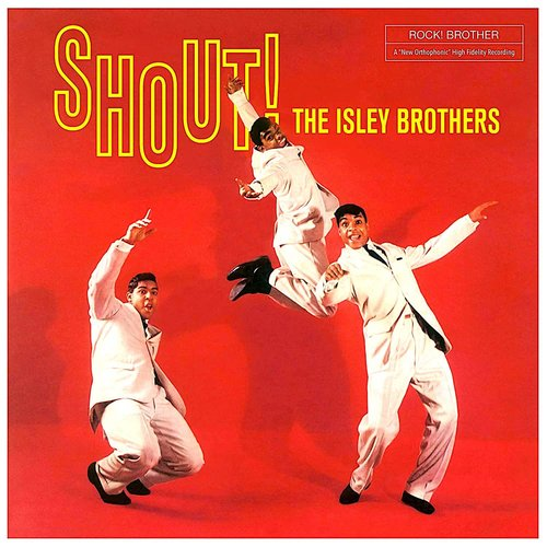 The Isley Brothers - Shout! (Limited Edition) [NEW]