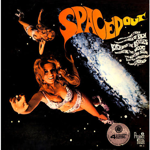 Enoch Light And The Light Brigade - Spaced Out [USED]