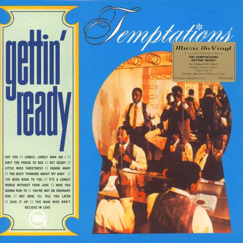 The Temptations - Gettin' Ready (MOV) [NEW]