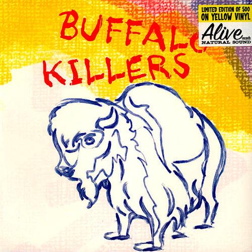 Buffalo Killers - Buffalo Killers (Limited Edition - Yellow Vinyl)[USED]