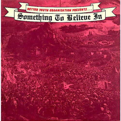 Various - Something To Believe In [USED]