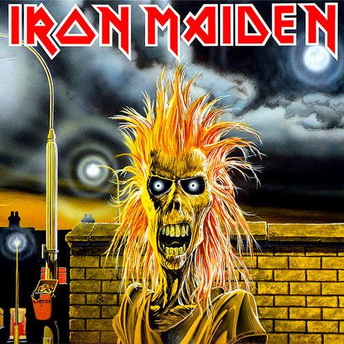 Iron Maiden - Iron Maiden  [NEUF]