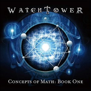 Watchtower - Concepts Of Math: Book One (Limited Edition - Clear Blue) [NEUF]