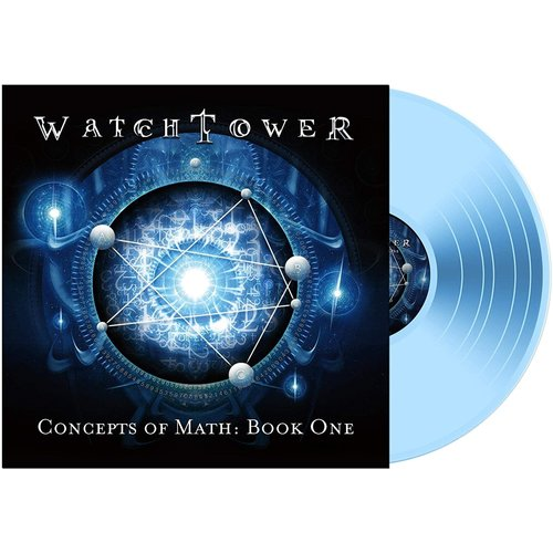 Watchtower - Concepts Of Math: Book One (Limited Edition - Clear Blue) [NEW]