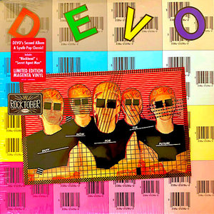 Devo - Duty Now For The Future (Limited Edition - Magenta Vinyl) [NEUF]