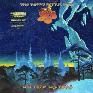 Yes - The Royal Affair Tour: Live From Las Vegas  [NEUF]