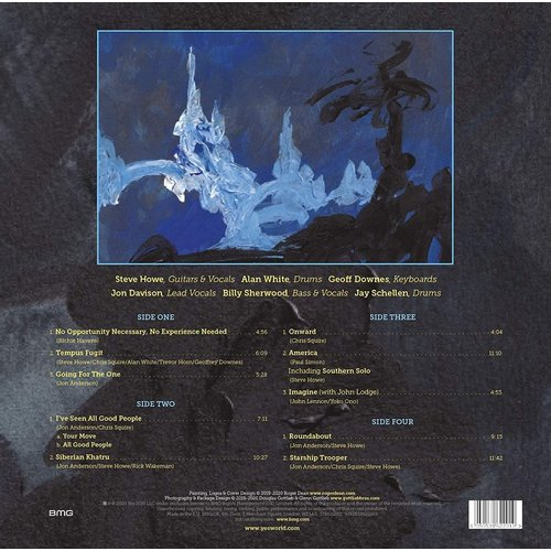 Yes - The Royal Affair Tour: Live From Las Vegas  [NEW]