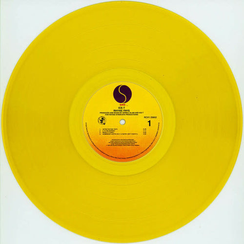 Ice-T - Rhyme Pays (RSD2020) [NEW]