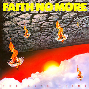 Faith No More - The Real Thing (Yellow Vinyl) [NEUF]