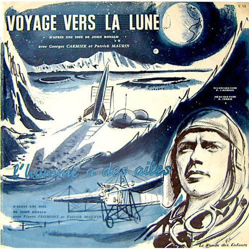 Various - L'homme A Des Ailes / Voyage Vers La Lune [USED]