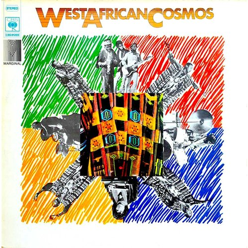 West African Cosmos - West African Cosmos [USAGÉ]