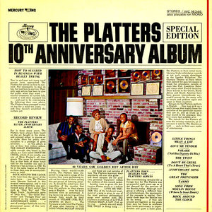 The Platters - Platters 10th Anniversary Album [USED]