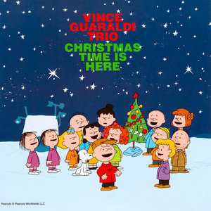 Vince Guaraldi Trio - Christmas Time Is Here (BlackFriday2020) [NEW]