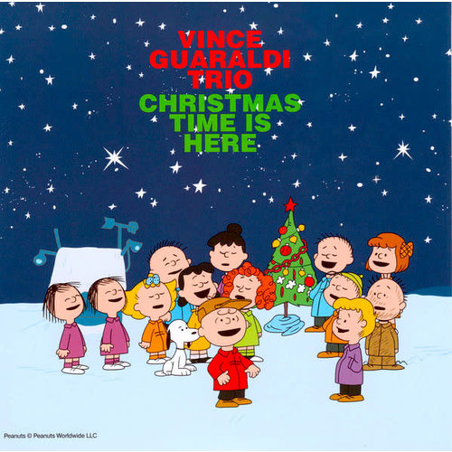 Vince Guaraldi Trio - Christmas Time Is Here (BlackFriday2020) [NEUF]