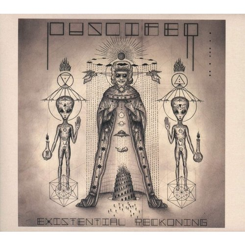 "Puscifer - Existential Reckoning (Limited ""Indie"" Edition - Clear Vinyl) [NEUF]"