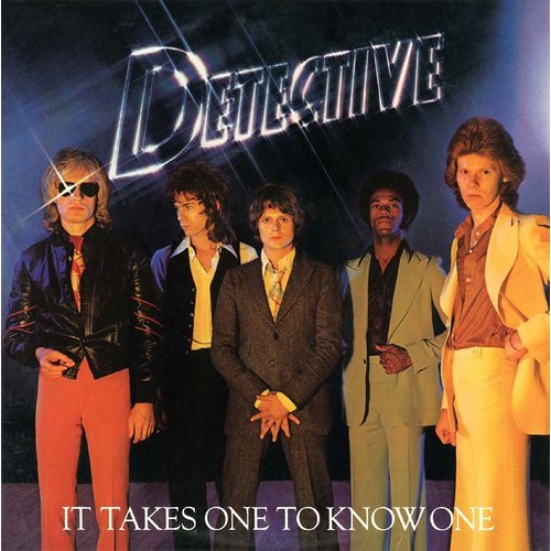 Detective - It Takes One To Know One [USED]