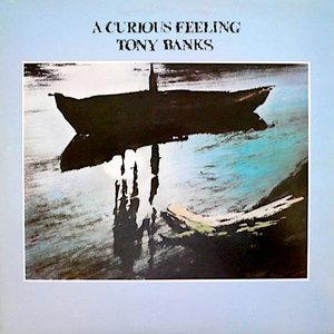 Tony Banks - A Curious Feeling [USED]