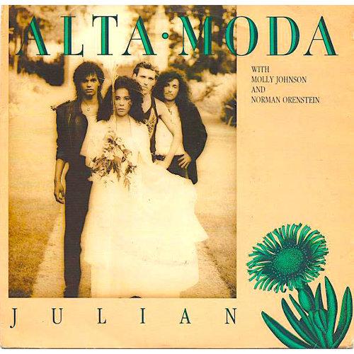 Alta Moda With Molly Johnson & Norman Orenstein - Alta Moda [USED]